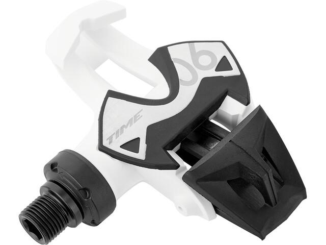 Time Xpresso 6 Pedales de carretera, white/black